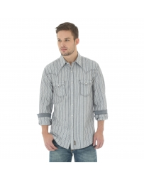 Wrangler Retro® Men's Long Sleeve Snap Shirt