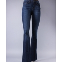 Flying Monkey® Ladies' High Waist Flare Pants