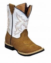 Tanner Mark Boots® Kids' Infant Crazy Tang Boots