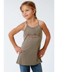 Roper® Girls' Youth Arrow Tank