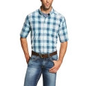 Ariat® Men's Nevil Short Sleeve Performance Shirt