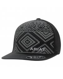 Ariat® Men's Logo Snap Back Cap