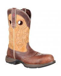 Durango® Men's Composite Toe Waterproof Saddle Western Boots