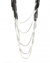 Cindy Smith® Ladies' Multi Strand Necklace
