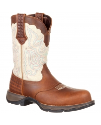 Durango® Ladies' Rebel Composite Toe Saddle Western Boots
