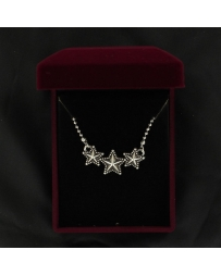Lightning Ridge Star Necklace