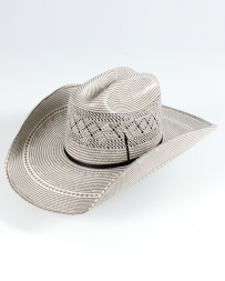 Rodeo King® Stormy Two Tone Straw Hat