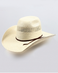 Rodeo King® Ft Worth Cool Hand Luke Straw Hat