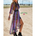 Crazy Train® Ladies' Diamond Rio Duster