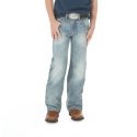 Rock 47 by Wrangler® Boys' Boot Cut Jeans - Husky