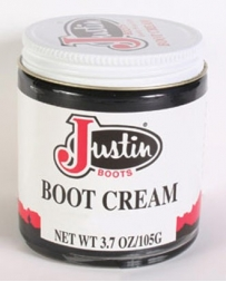 Justin® Brand Black Boot Cream - 3.7 oz.