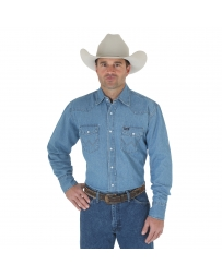 Wrangler® Men's Western Workshirt - Tall