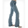 Cowgirl Tuff® Ladies' Double Lucky Stud Jeans