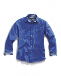 Tin Haul® Men's Solid Poplin Shirt