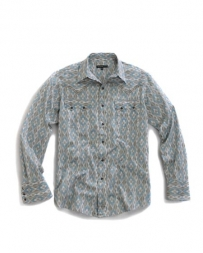 Tin Haul® Men's Arrow Aztec Print Shirt