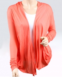 Younique® Ladies' Basic Light Weight Cardigan