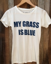 Bandit Brand® Ladies' My Grass Is Blue Tee