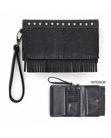 Blazin Roxx® Ladies' Fringe Clutch