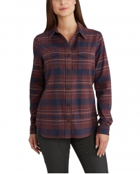 Carhartt® Ladies' Rugged Flex® Hamilton Shirt