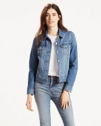 Levi's® Ladies' Classic Trucker Jacket