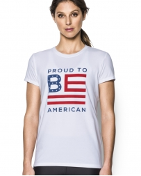Under Armour® Ladies' Freedom Proud To Be Tee