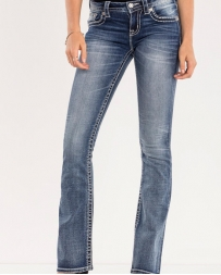 Miss Me® Ladies' Fly High Boot Cut Jeans