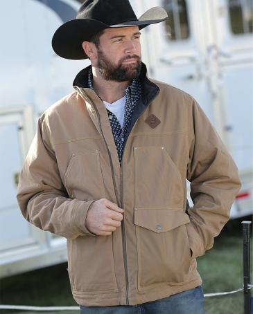 Cinch® Men's Canvas Concealed Rancher Jacket