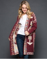 Younique® Ladies' Chimayo Cardigan