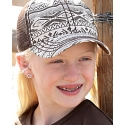 Cruel® Girls' Aztec Trucker Cap