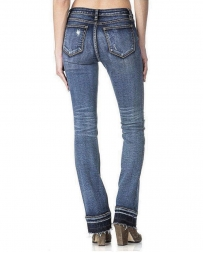 Miss Me® Ladies' Thick Stitch Boot Cut Jeans