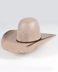 Rodeo King® Rodeo King Two-Tone River Straw Hat