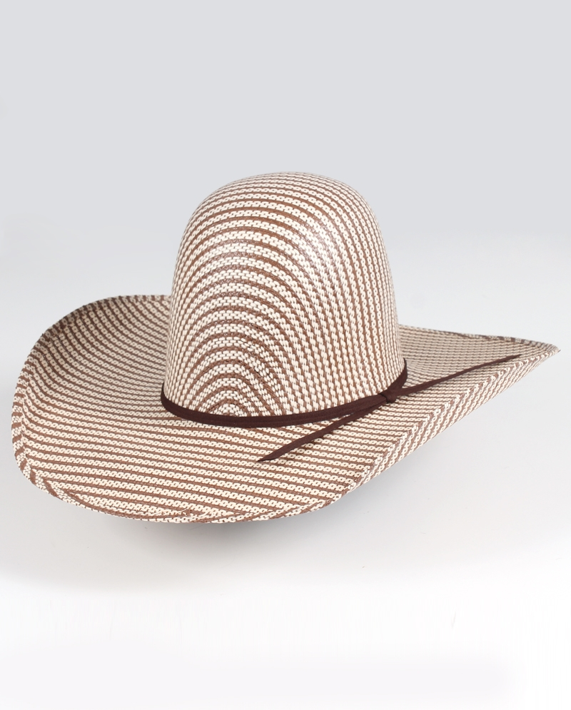 0e437401824 Rodeo King® Rodeo King Two-Tone River Straw Hat