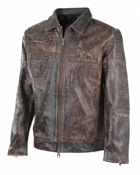 Stetson® Men's MGM Leather Coat