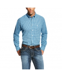 Ariat® Men's Long Sleeve Print Shirt - Big & Tall