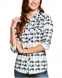 Ariat® Ladies' Lana Snap Shirt