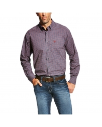 Ariat® Men's Anniston Print Long Sleeve Shirt - Big & Tall