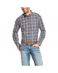 Ariat® Men's Antioch Performance Plaid Shirt - Big & Tall