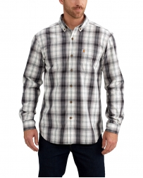 Carhartt® Men's Essential Plaid Button Down Long Sleeve Shirt