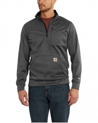 Carhartt® Men's Force Extremes® Mock Neck Half Zip Sweatshirt