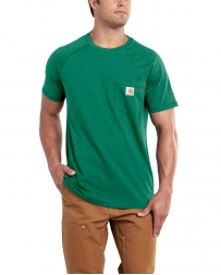 Carhartt® Men's Force® Cotton Delmont Short-Sleeve Tee - Big & Tall