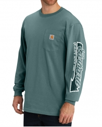Carhartt® Men's Carhartt Way Long-Sleeve Tee