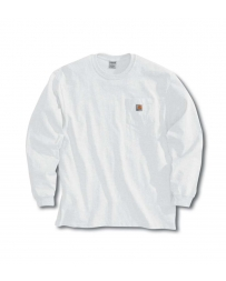 Carhartt® Men's Long Sleeve Pocket Tee