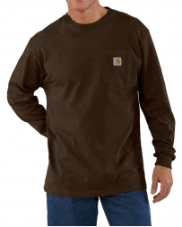 Carhartt® Men's Long Sleeve Workwear Pocket Tee