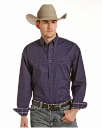 Panhandle® Men's Long Sleeve Print Shirt - Big & Tall