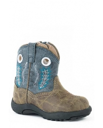 Roper® Kids' Infant Round Toe Boots
