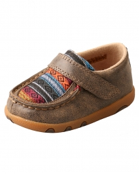 Twisted X Boots® Kids' Serape Casual Baby Mocs