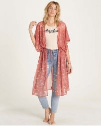 Billabong® Ladies' Calley Sea Kimono Wrap