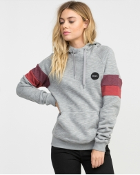 RVCA® Ladies' Motors Patch Sweatshirt