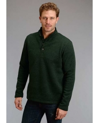 Stetson® Men's Bonded Sweater