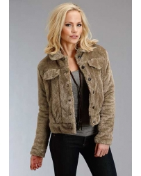 Stetson® Ladies' Faux Fur Jacket